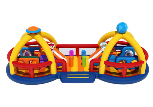 Cosmos Obstacle Inflatable Game