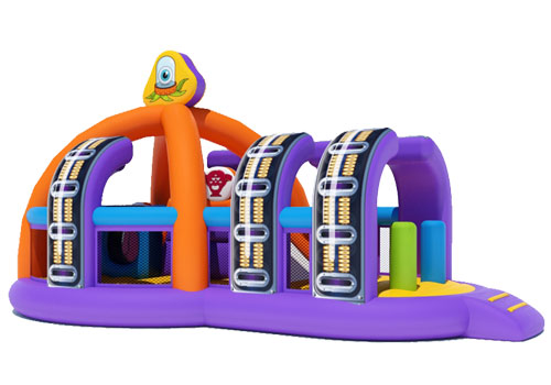 QIQI Original Bouncy Obstacle Course
