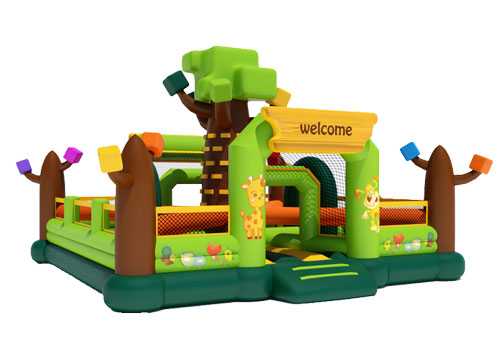 Dreamed Grove Inflatable Game