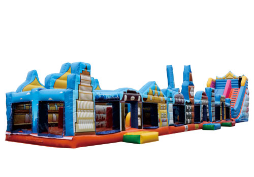 Global Travel inflatable obstacles playground