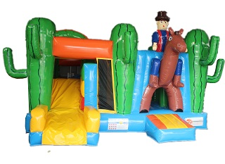 Cowboy bouncy jumper
