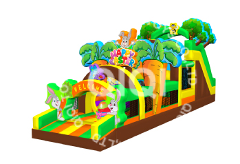 Easter-Holidays-air-obstacle-jumping