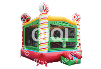 candy jumping house