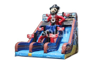 Giant Pirate Slide