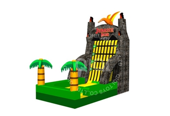 jungle bouncer sticky wall
