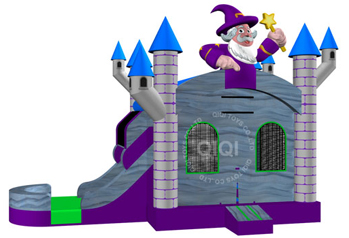wizard castle theme new water cmobo