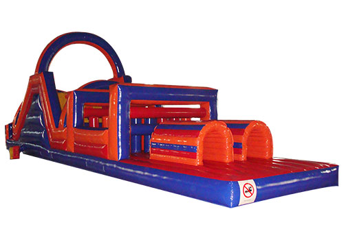 50ft Commercial inflatable obstacle course