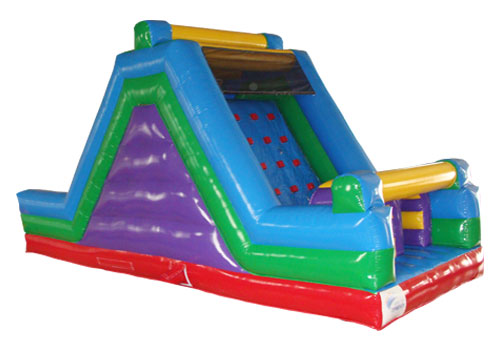 88ft Inflatable Obstacle Course part three