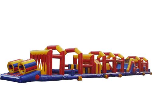 98ft Super Extrem Obstacle Combination