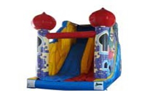 Aladdin Castle Inflatable Slide