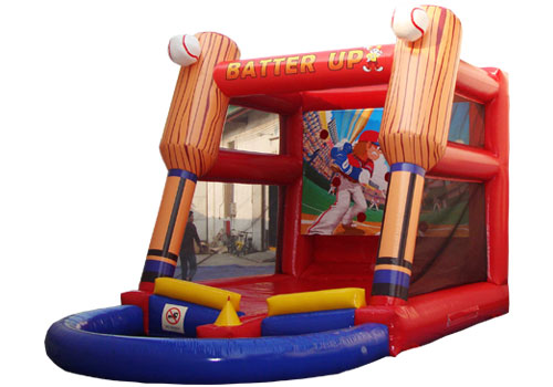Batter Up Inflatable Game