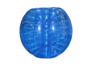 Blue Body Bubble Soccer Suit