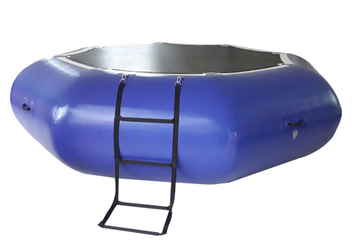 Bouncer Springless Inflatable Trampoline