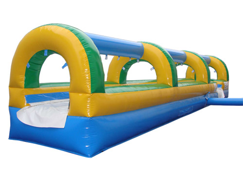 Budge Inflatable Water Slip N Slide
