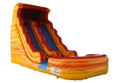 Classic Inflatable water slide