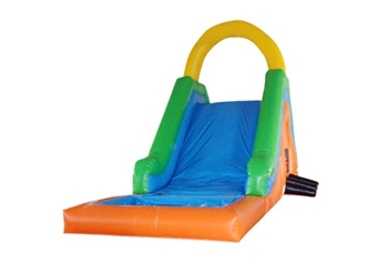 Classic Inflatble Water Slide with Pool