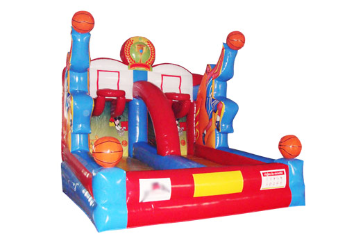 Commercial Inflatable Basketball Game