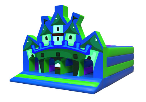 Dark Castle Inflatable Obstacle Course