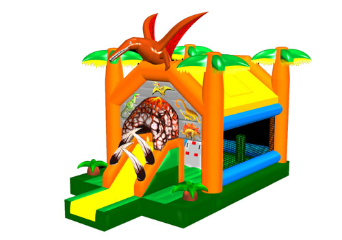 Jurassic Dinasor Kids Inflatable Bouncy House