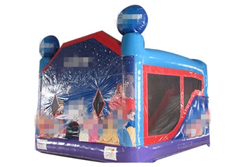 Disney Characters 4 in 1 Bounce House