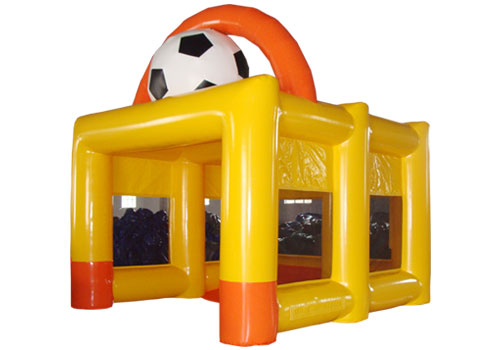 Football Shootout Inflatable Sport Game