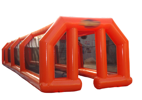 Game Activities Inflatable building Tent