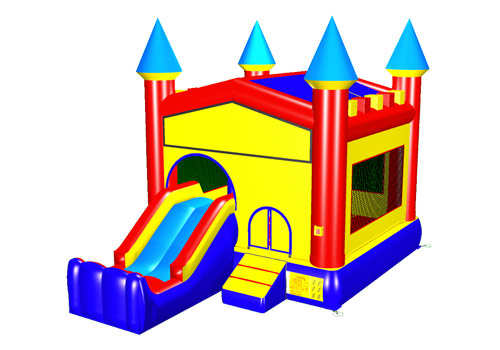 Hot Sale Bouncy Castle Combo