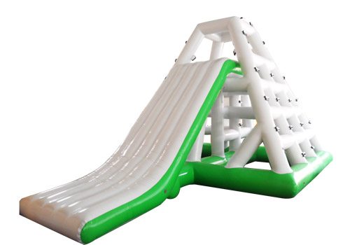 Inflatable Climbing Waterslide Game
