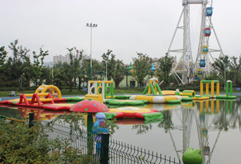 Inflatable Commercial Floating Water Park