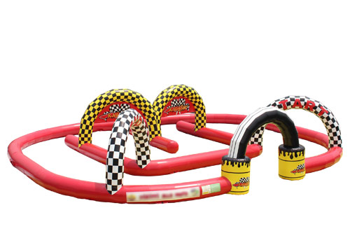 Inflatable Go Kart Track