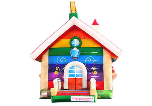 Happy House inflatable bouncer