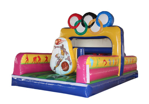 Inflatable Olympics Obstacle course