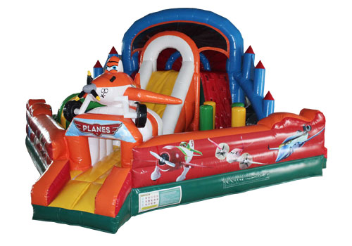 Inflatable Playground-Disney Planes