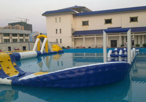 Inflatable Water Sports Water Park