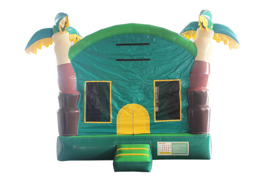Jungle Inflatable Jumping House