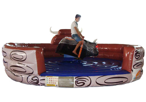 Mechanical Rodeo Bull
