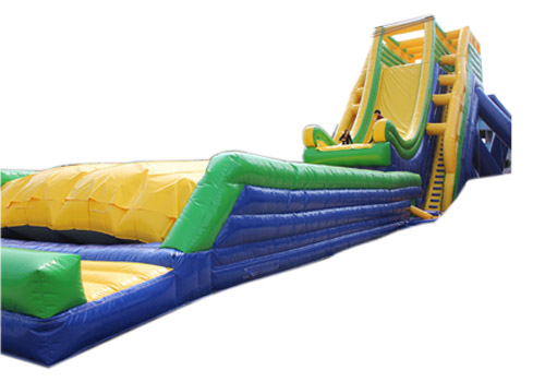 New Big Extrem Waterslide Drop Kick