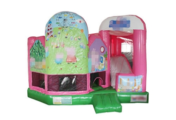 Peppa Pig 5 in 1 jumping castle