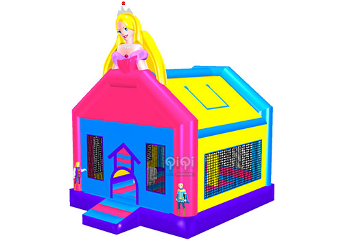 Princess Bouncy House For Kids