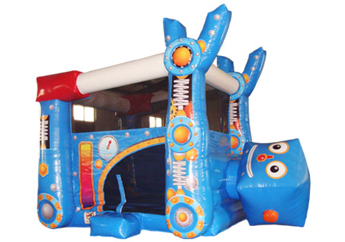 Robot Bounce House
