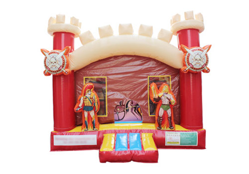 Roman Gladiator Joust Bouncer