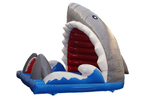Inflatable Shark surf board