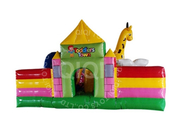 Toddlers Town Inflatable Playground