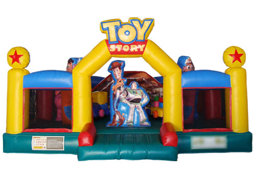 Toy Story Playground : Inflatable playground qiqi toys inflatables