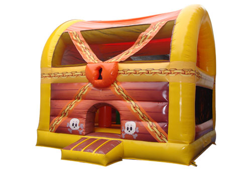 Treasure Box Inflatable Bouncer