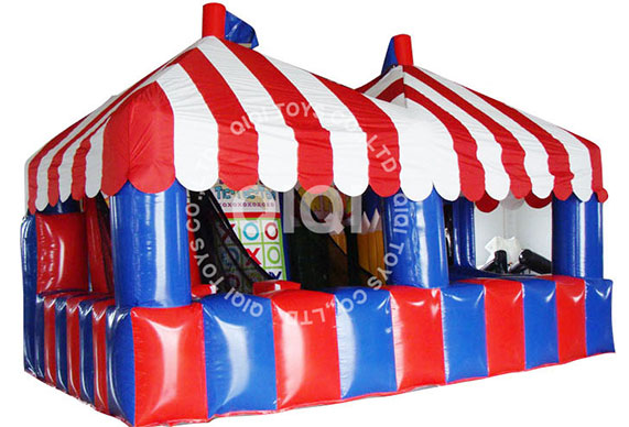 inflatable carnival midway game for games