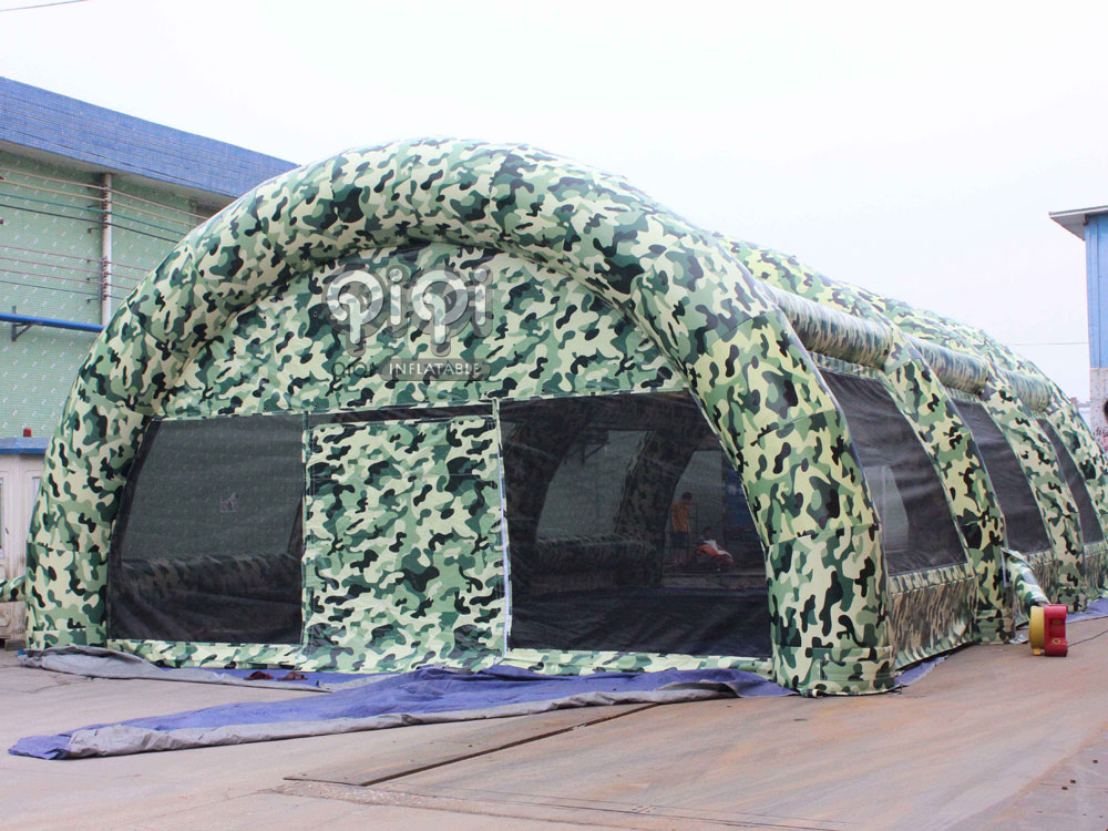 Inflatable military camouflage color tent · Inflatable military camouflage color tent ... & Inflatable military camouflage color tent-QIQI TOYS INFLATABLES