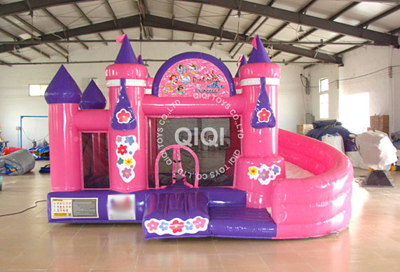 Princess Inflatable Castle For Kids