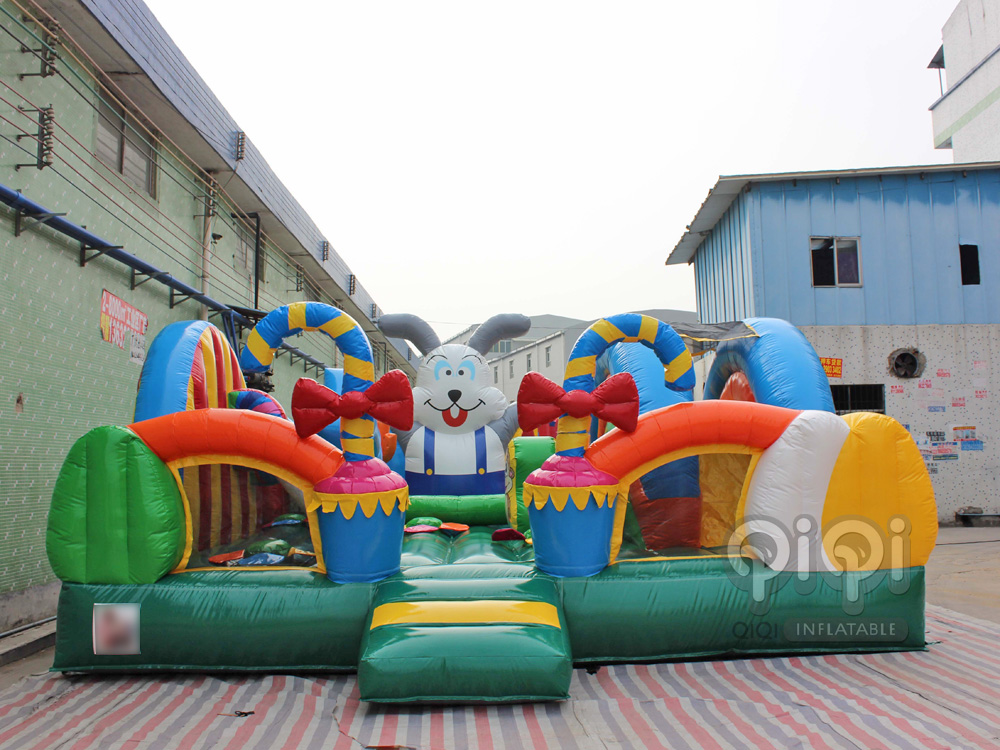 Easter Bouncer Inflatable Playground