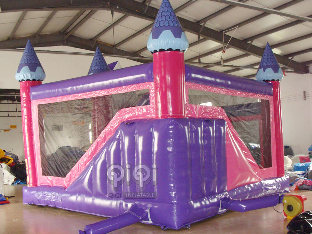 Classic 5 in 1 Princess Inflatable Combo